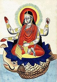 Ganga_Kalighat