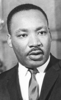 Martin Luther King Jr- Biography