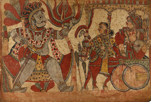 mahabharata-on-road-to-dwarka